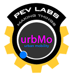 PEV Labs Fabrication Logo