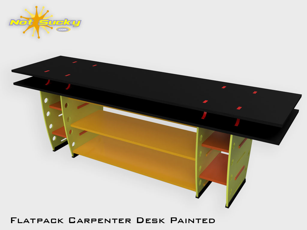 Flatpack Desk Carpenter
