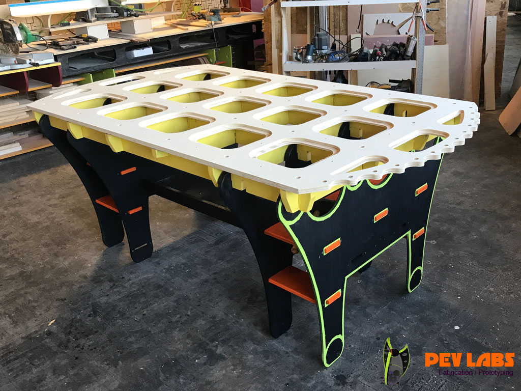 Custom Design Workbench