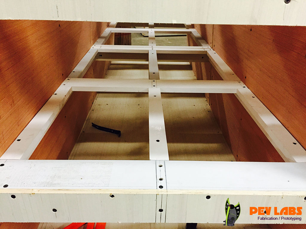More About Plywood Rack Shelving Framing
