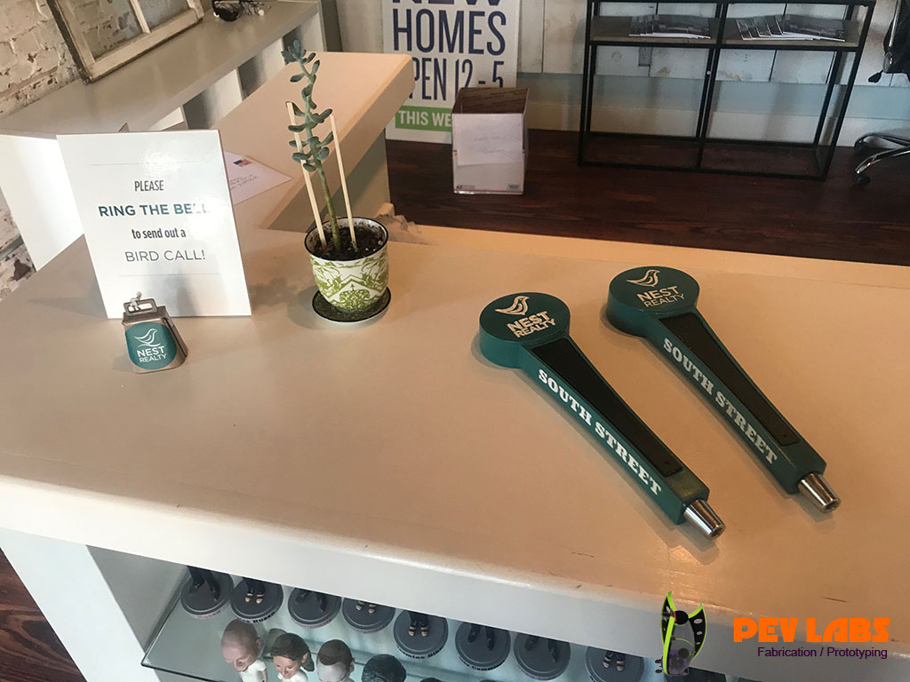 Nest Realty Tap Handles Delivered