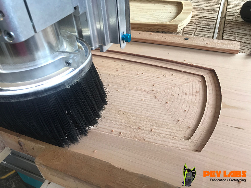 Milling Cherry Tray