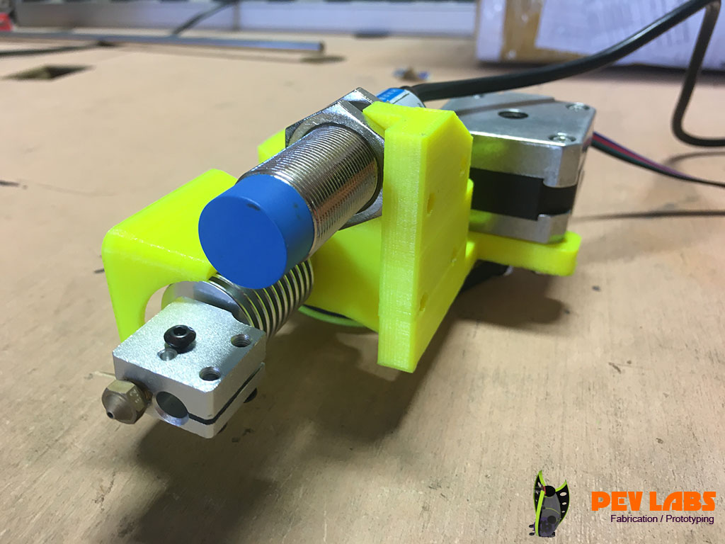3D Printed Parts for Vehicle Project