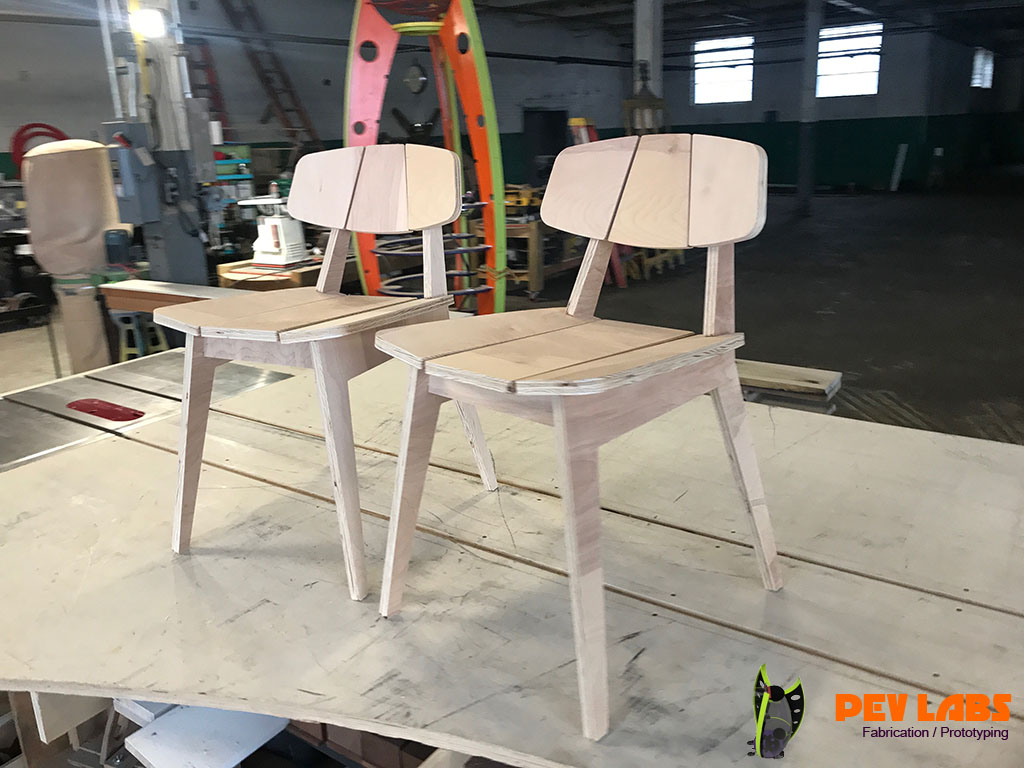 DIY Childrens Chairs