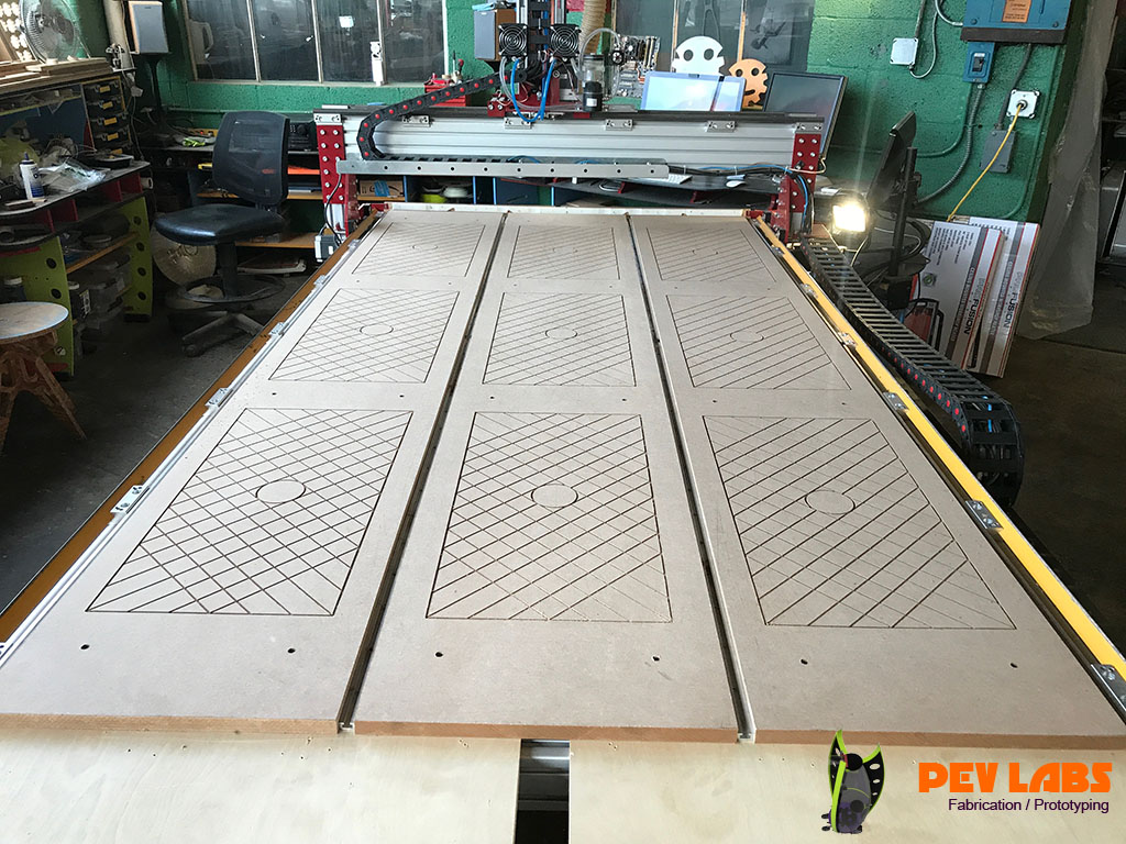 More About our CNC Milling Router
