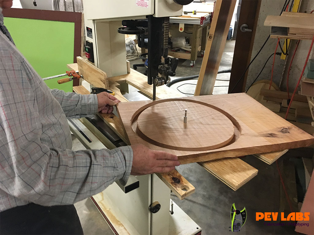 PEV Labs for General and Custom Woodworking in Central Virginia