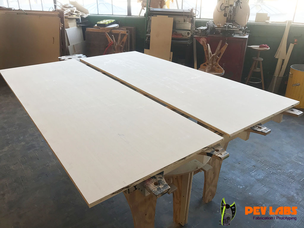 Custom Doors Plywood Core