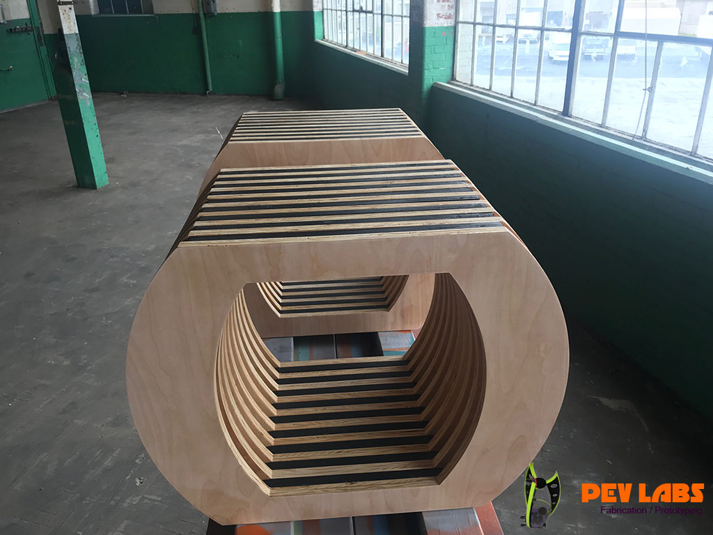 Woodworking Modern Bench